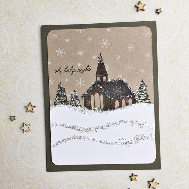 372 Best Images About Christmas Cards