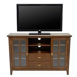 rooms to go tv stands stratford auburn brown tv media stand for the home 19671