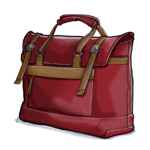 Josh Buller - bag designer