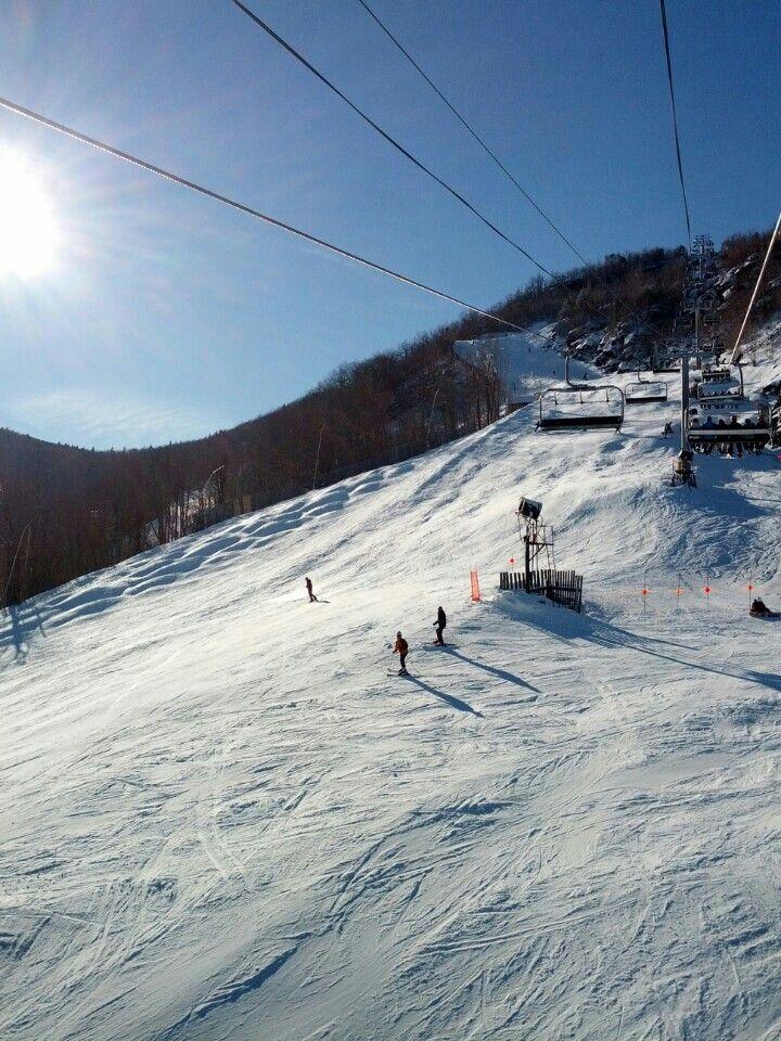 Hunter Mountain Ski Resort in Hunter, NY
