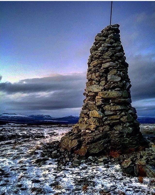 Storefjelltoppen, Golsfjellet 1149 moh