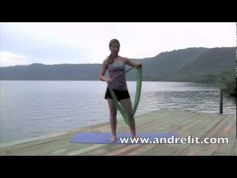 Tone your Arms with Pilates Band Part 2