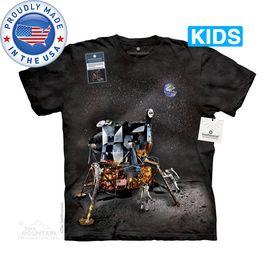 Apollo Lunar Module Kids T-Shirt