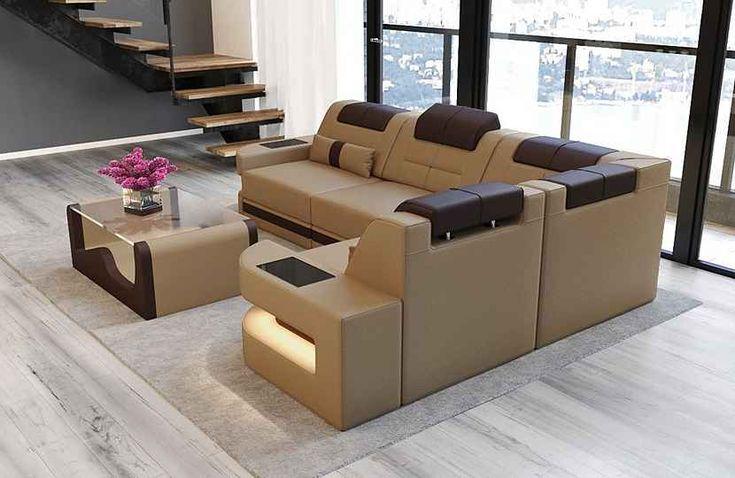 Sofa Dreams Ecksofa »Como«, L Form, Modernes Design ...
