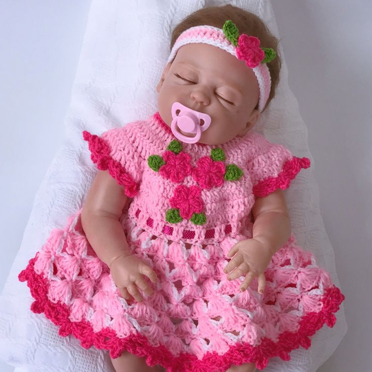 26 best baby dress pattern images on pinterest baby dress a beautiful baby shower gift negle Image collections