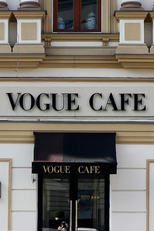 Vogue Cafe - as the name suggests, this place is where fashion editors meet fashionistas for lunch. Probably also because Tsum is so closeby.