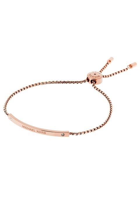 Ein raffiniertes Schmuckstück mit Stil! Michael Kors Armband - roségold-coloured für 71,95 € (23.09.17) versandkostenfrei bei Zalando bestellen.