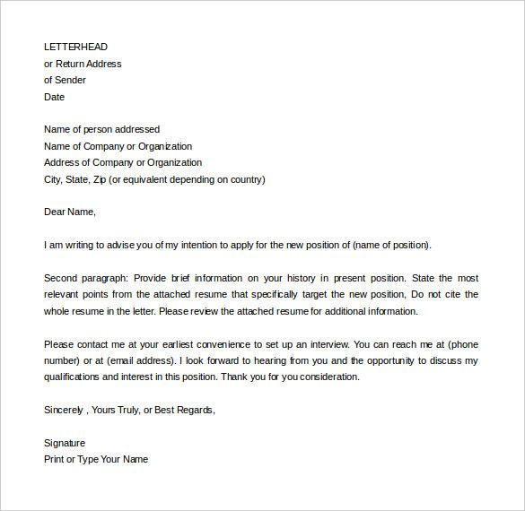 sample letter of intent - Yahoo Image Search Results