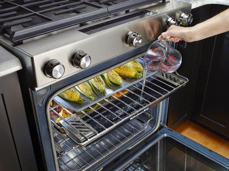 Kitchenaid Induction Range Steam Rack, Appliancereports.com