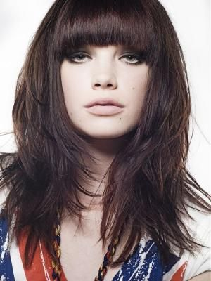 Fabulous 1000 Images About Hairstyle Inspirations On Pinterest Long Short Hairstyles Gunalazisus