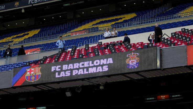 Sigue el Barça-Las Palmas online de hoy, partido de la jornada 7 de la Liga Santander.