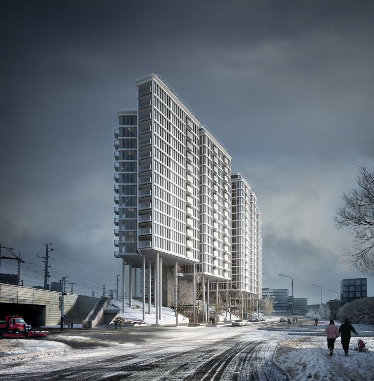 Vienna Park Apartments: 17 Best Images About High-rise Residential Building On