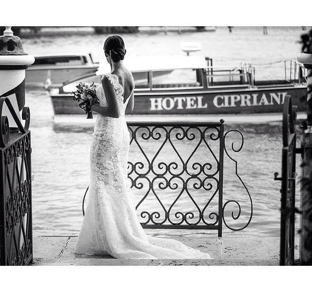 Venice exudes romance. Photo by White Fashion Photographer