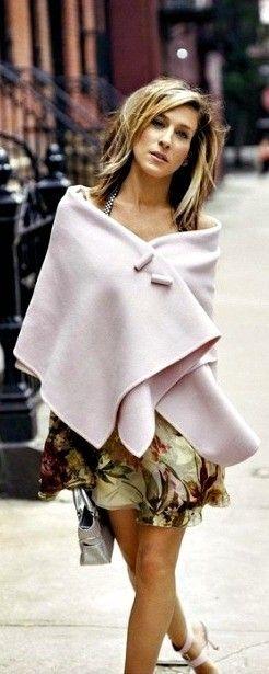Sarah Jessica Parker #celebrity #style #villaparade