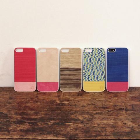 RealWood iPhone 5ケース(全5色) - Camera People Store - 素材・機能・デザインを追求したカメラストラップやプロダクト販売