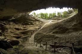 Cueva del Milodon,Chile