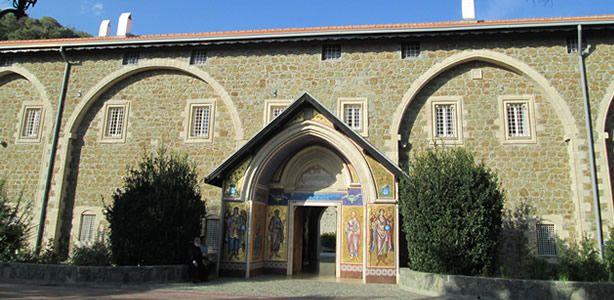 Top 10 things to do in Troodos – Kykkos Monastery