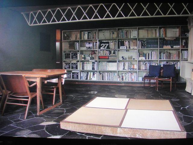 移動式の畳ユニット・清家清 / 私の家