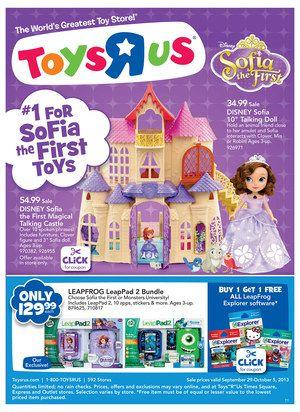 Toy Advertisements
