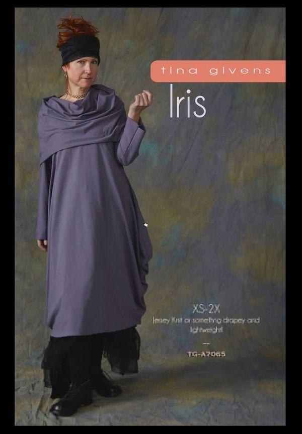 Pattern Reviews> Tina Givens> Tgp-A7065 Iris dress (Iris dress)