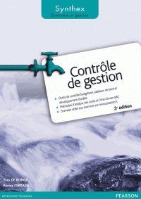 Yves de Rongé et Karine Cerrada - Contrôle de gestion. - Agrandir l'image