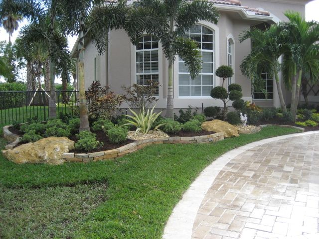 494 best Driveway landscaping and curb appeal ideas images on ...