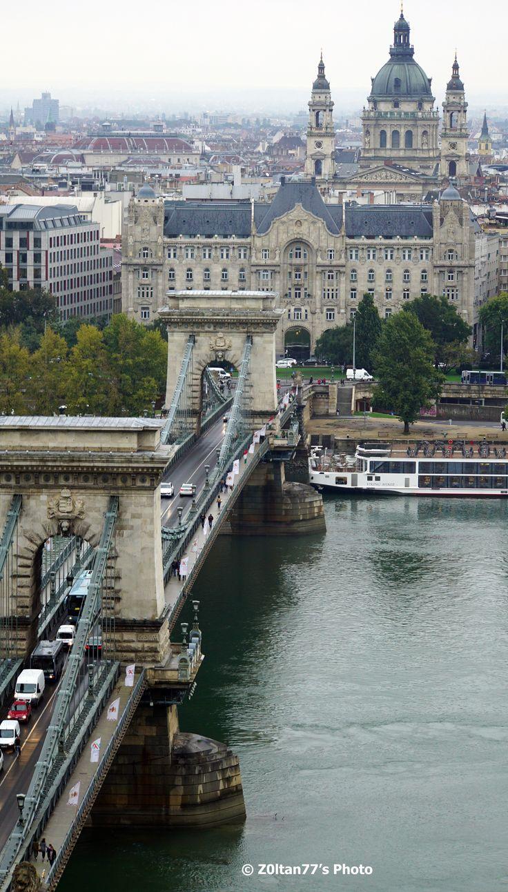 Un pic prin Buda un pic prin Pesta, la plimbare-n Budapesta