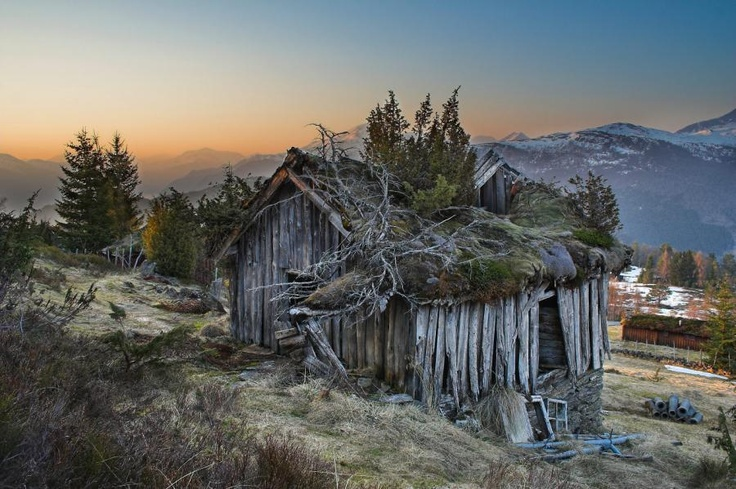 """The old """"seter"""" number 2 by jens_i_r"""