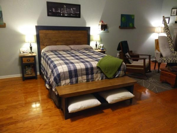 diy farmhouse bedroom set  do it yourself home projects