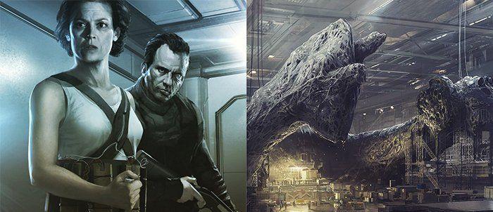 """Ridley Scott on Neill Blomkamp s Alien Sequel #""""There Was Never Even a Script"""" #SuperHeroAnimateMovies #alien #blomkamp #neill #ridley"""