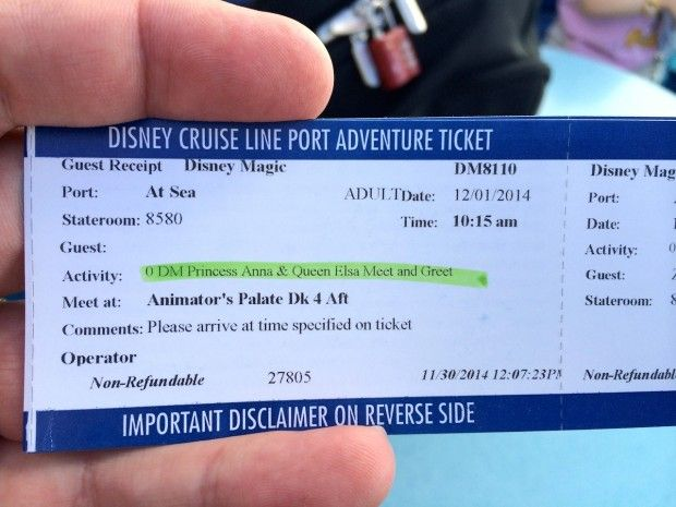 5 Things I Didn't Learn Until my 5th Disney Cruise