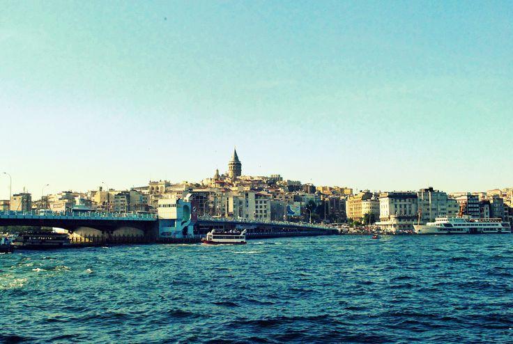 Istanbul, ponte di Galata