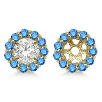 black unique white and gold diamond carat diamonds stud with gemstones earrings fancy made colored