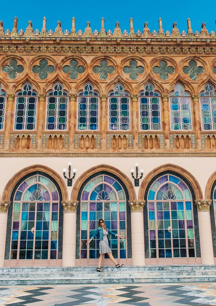 Ringling Museum of Art in Sarasota, Florida is gorgeous!: