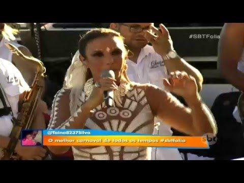 Metralhadora (Trá Trá Trá) Ivete Sangalo ft. Vingadora | Hit do Carnaval de 2016.