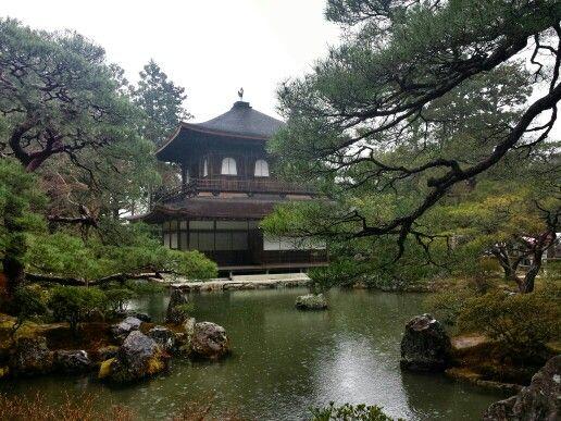 Templo de plata kyoto