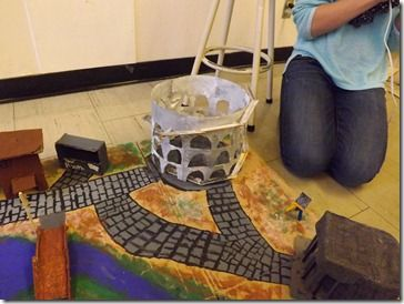 Project-Based Learning - Ancient Civilizations Amusement Park