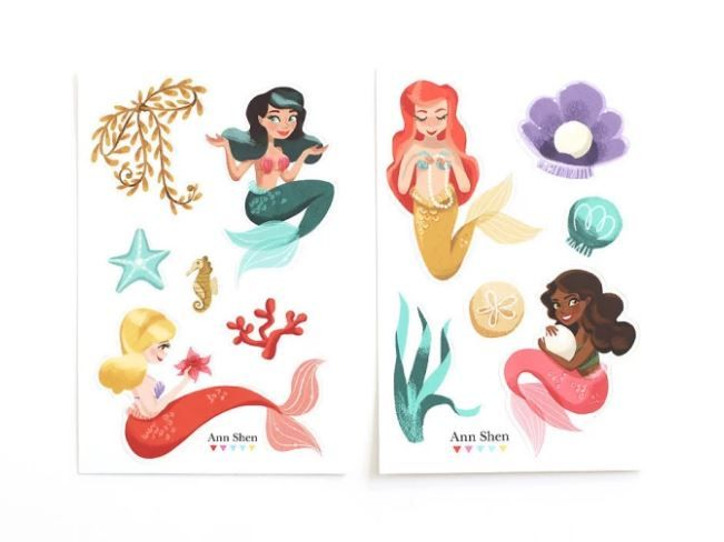 #Stickers for wannabe #mermaids unique products to sell #2018 Seeking for similar product research ? visit us on fiverr #product #research #amazon #shopify #fiverr top rated #gigs https://www.fiverr.com/masummultimedia/do-amazon-aliexpress-alibaba-product-research