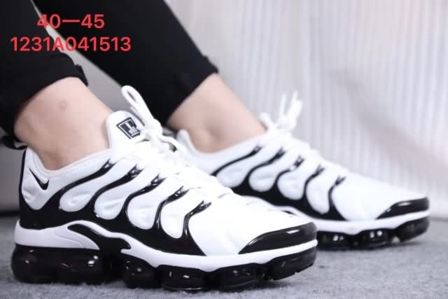 37272dcecb Cheap Nike Air Max Plus TN 2018 Mens shoes White Black for Wholesale and  Discount Only Price  62 To Worldwide Free Shipping WhatsApp 8613328373859