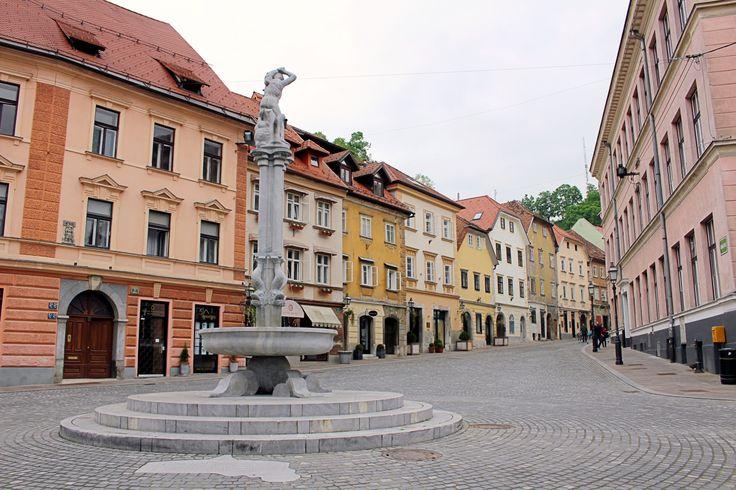 Ljubljana, Slovénie | Idiosyncrasies