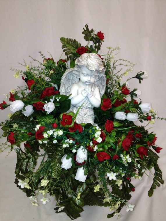 1000 images about flowers on pinterest angel statues for Praying angel plant