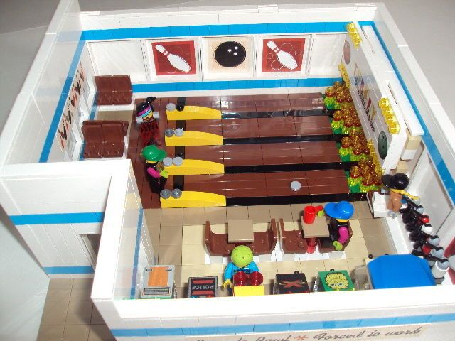33 best LEGO - Bowling images on Pinterest | Bowling, Lego and Legos