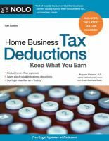 What can you deduct from your home based business?