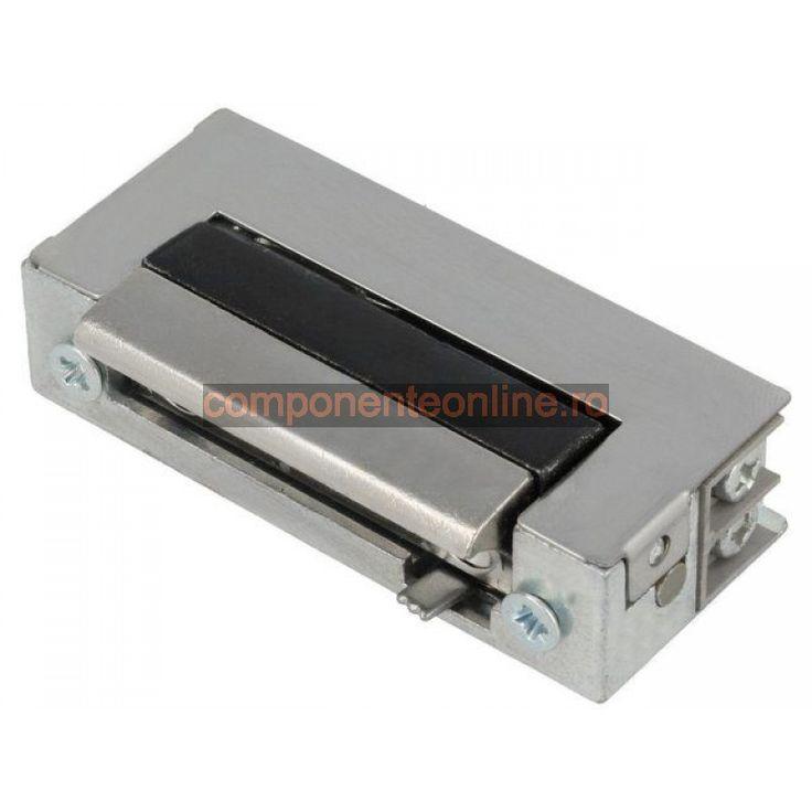 Yala electromagnetica, 24V, AC, DC, 16,5mm, cu intrerupator, Lockpol - 006951