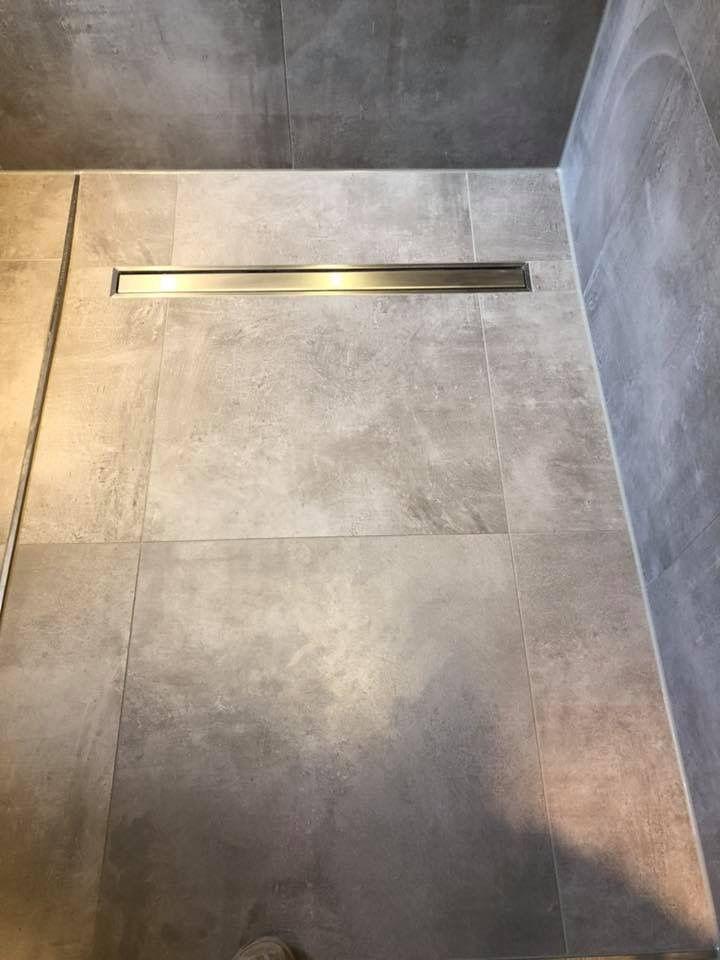 Caniveau de douche pour douche à l'italienne… www.espritdubain.com
