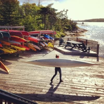 Sea kayaking with East Coast Outfitters is such a special experience. #halifax #novascotia #canada #travelcanada