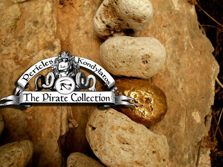 """The pirate collection"" by Pericles Kondylatos"