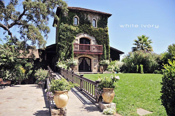 V. Sattui Winery. Gorgeous Napa Valley Wedding Venue