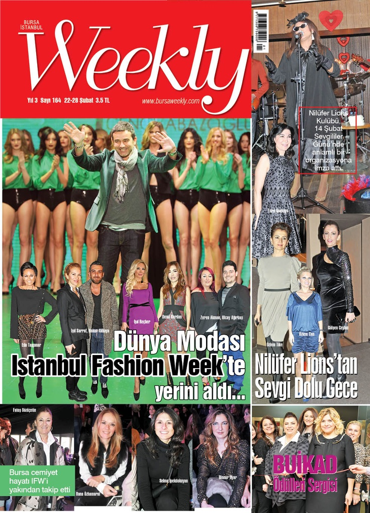 164. Weekly cover