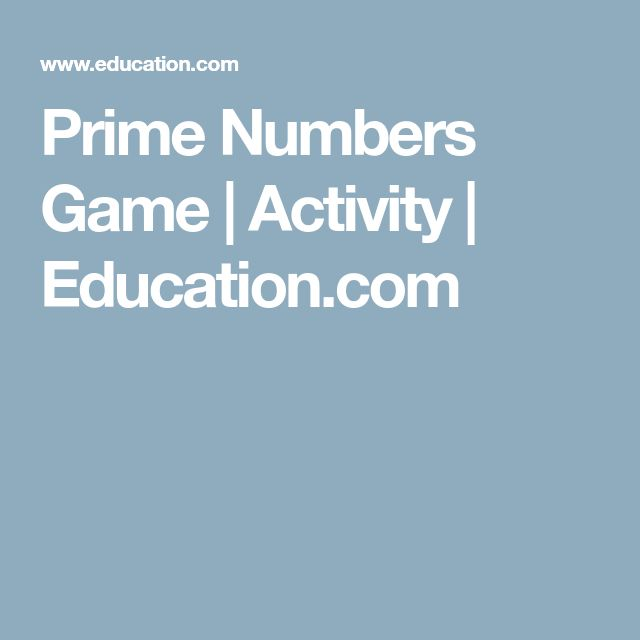 Best  Prime Numbers Ideas On   What Are Composite